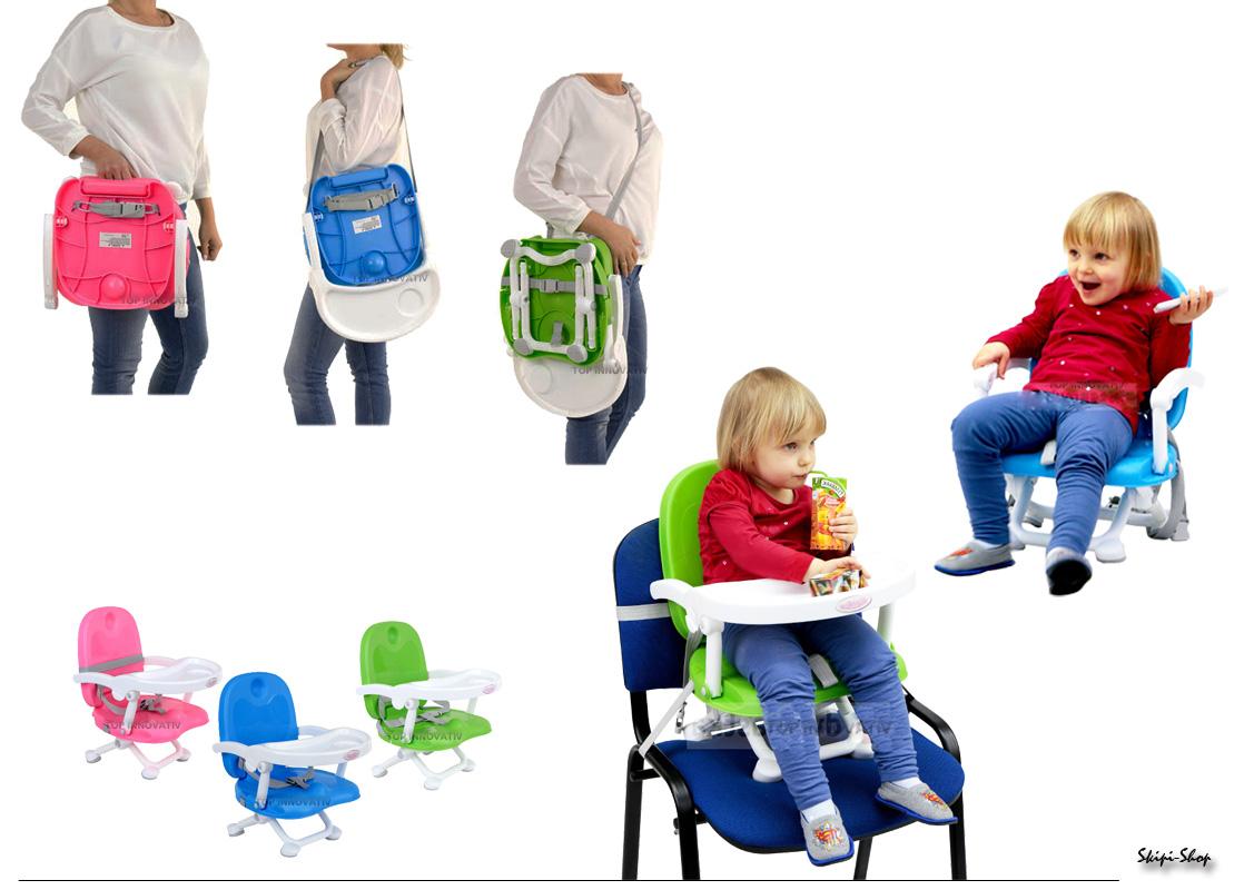Tischsitz Hochstuhl Sitzerhöhung Stuhlsitz Kinderhochstuhl